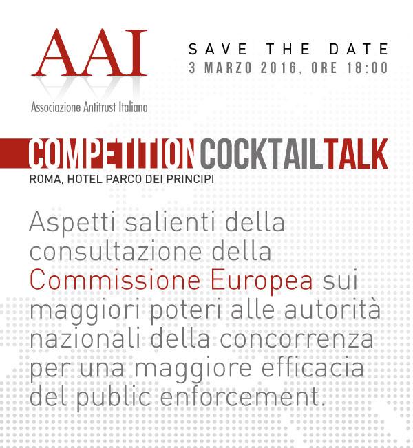 Aspetti salienti della consultazione della Commissione Europea sui maggiori poteri alle autorità nazionali della concorrenza per una maggiore efficacia nel public enforcement