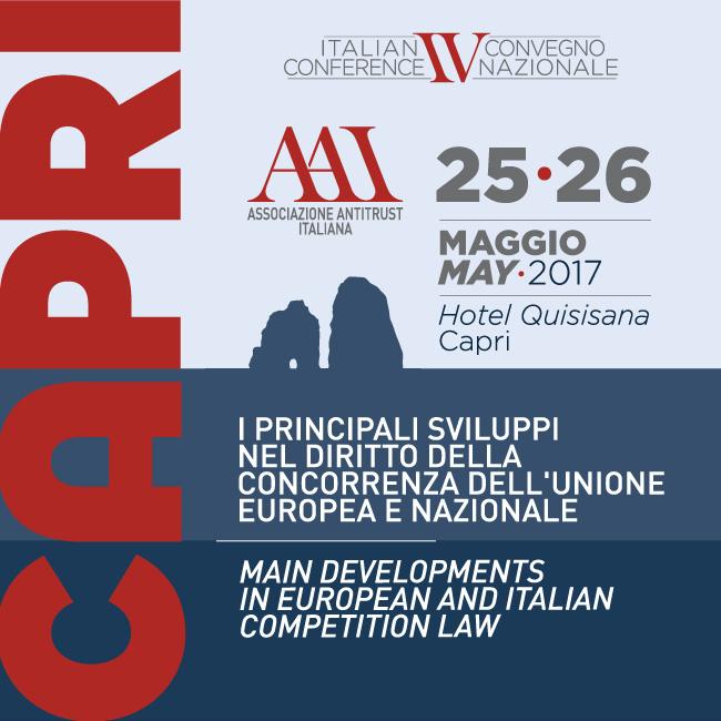 I principali sviluppi nel diritto della concorrenza dell'Unione Europea e nazionale